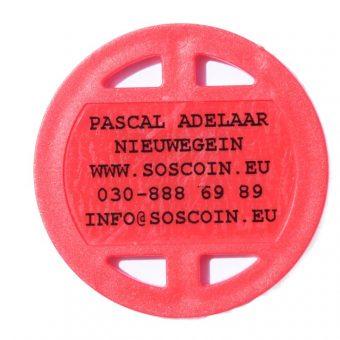 SOScoin Original 4 Holes