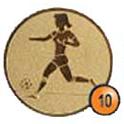 Medaille afslag 10