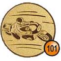 Medaille afslag 101