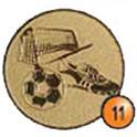 Medaille afslag 11