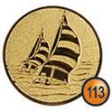 Medaille afslag 113
