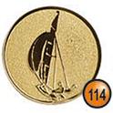 Medaille afslag 114