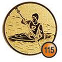 Medaille afslag 115