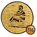 Medaille afslag 116