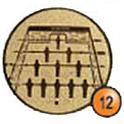 Medaille afslag 12