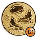 Medaille afslag 121
