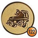Medaille afslag 122