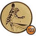 Medaille afslag 123
