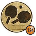 Medaille afslag 124
