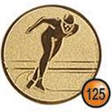 Medaille afslag 125