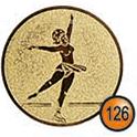 Medaille afslag 126