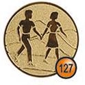 Medaille afslag 127