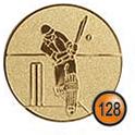 Medaille afslag 128