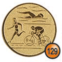 Medaille afslag 129