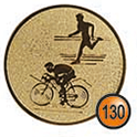 Medaille afslag 130