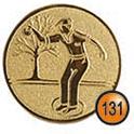 Medaille afslag 131