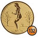 Medaille afslag 132