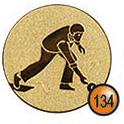 Medaille afslag 134
