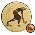 Medaille afslag 135