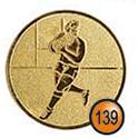 Medaille afslag 139