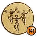 Medaille afslag 141