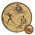 Medaille afslag 142
