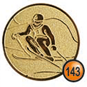 Medaille afslag 143