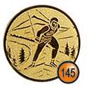 Medaille afslag 145