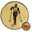Medaille afslag 146