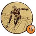 Medaille afslag 15