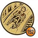 Medaille afslag 152