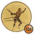 Medaille afslag 154