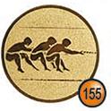 Medaille afslag 155