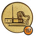 Medaille afslag 157