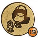 Medaille afslag 159
