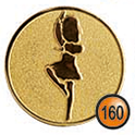 Medaille afslag 160