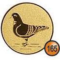 Medaille afslag 165