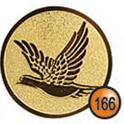 Medaille afslag 166