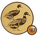 Medaille afslag 167