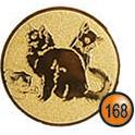 Medaille afslag 168