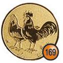 Medaille afslag 169