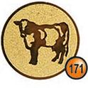 Medaille afslag 171