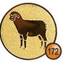 Medaille afslag 172
