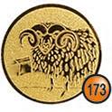 Medaille afslag 173