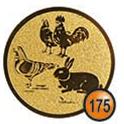 Medaille afslag 175