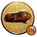 Medaille afslag 176