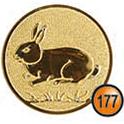 Medaille afslag 177
