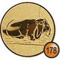 Medaille afslag 178