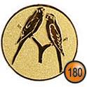 Medaille afslag 180