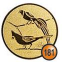 Medaille afslag 181